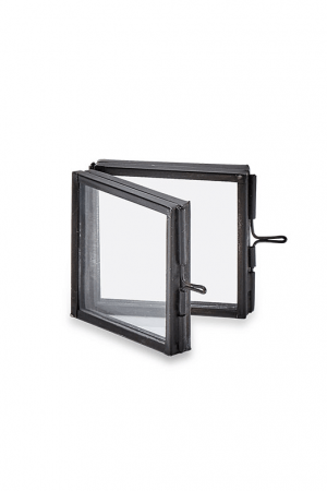 Tiny folded Danta frame, Antique Black