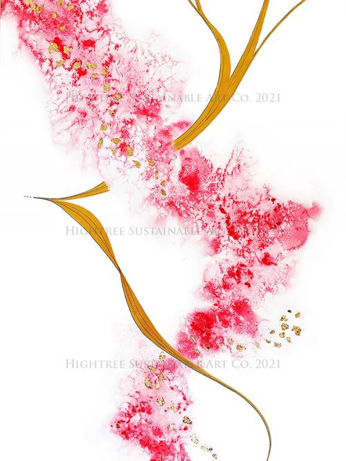 Embrace sustainable art webshop image, © Hightree Sustainable Art Co.