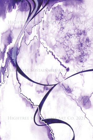 Intuition sustainable art webshop image, © Hightree Sustainable Art Co.